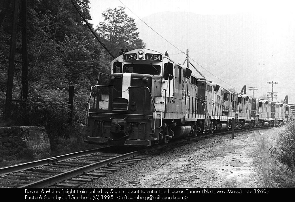Funet Railway Photography Archive United States Boston